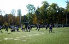14.10.17 - U16 Spiel bei Donau