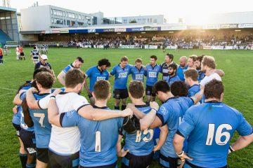 Celtic gewinnt die Alpine Rugby Premiership